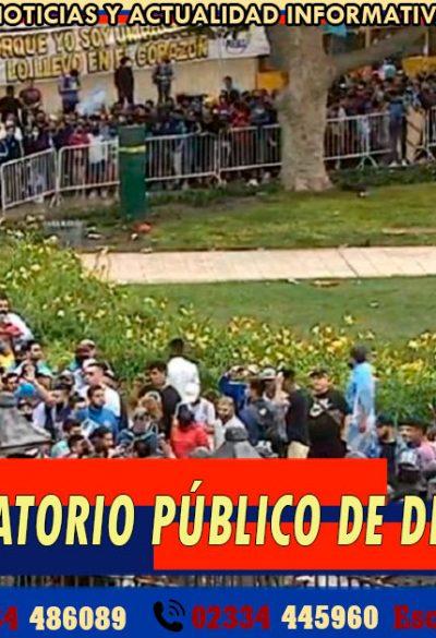 Comenzó el velatorio público de Diego Maradona